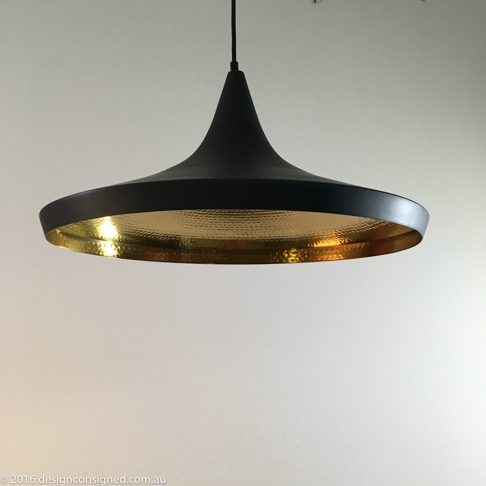 Beat pendant light by Tom Dixon