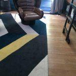 Bespoke rug by Behruz Studio