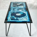 Glass Coffee Table by Diesel Living
