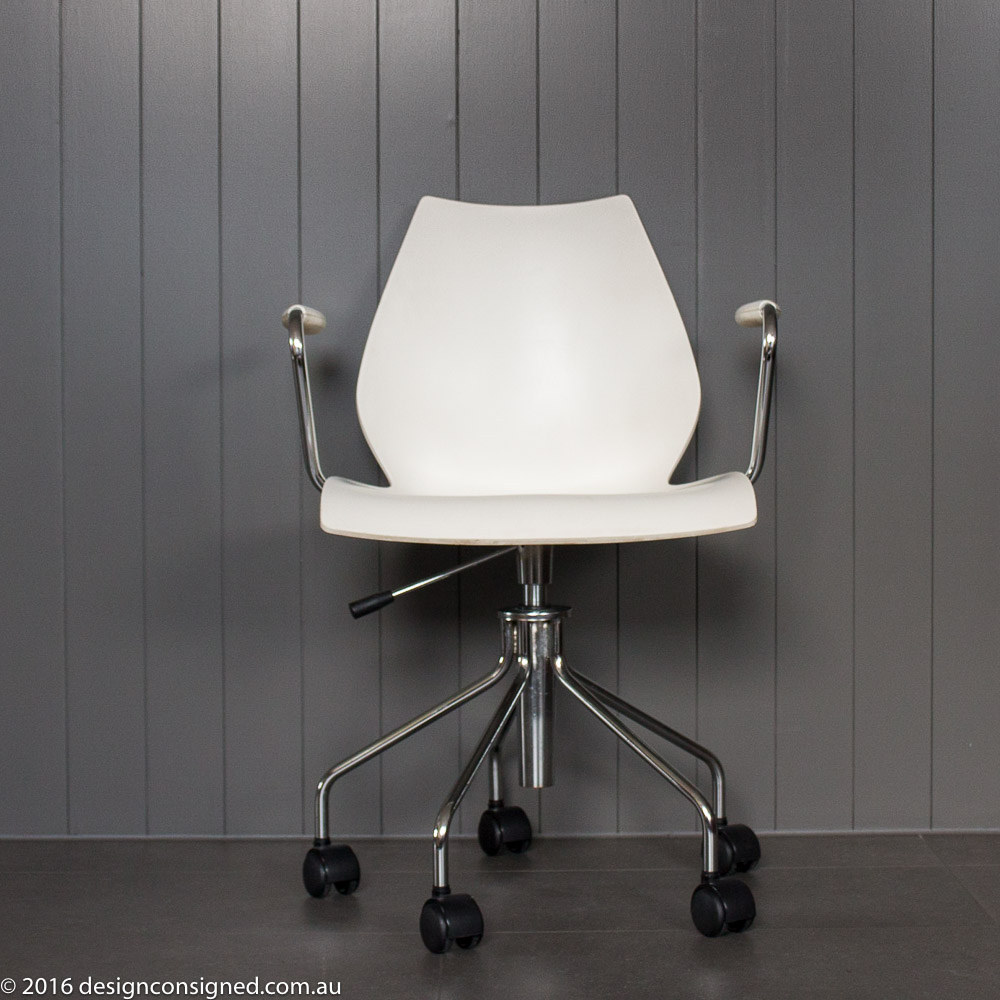 kartell maui desk chair