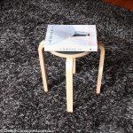 RC+D shag rug