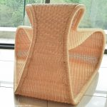 back of chair by roderick vos for driade