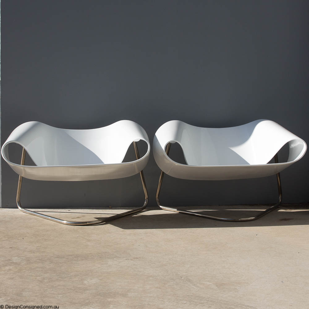 CL9 ribbon chairs