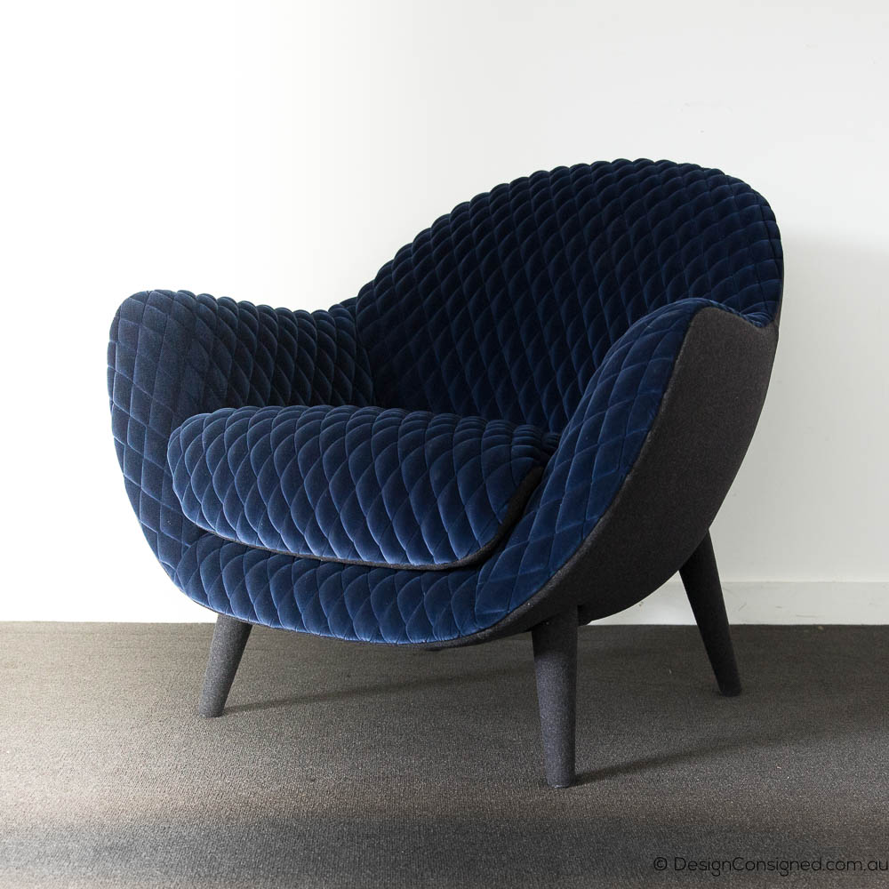 poliform armchair