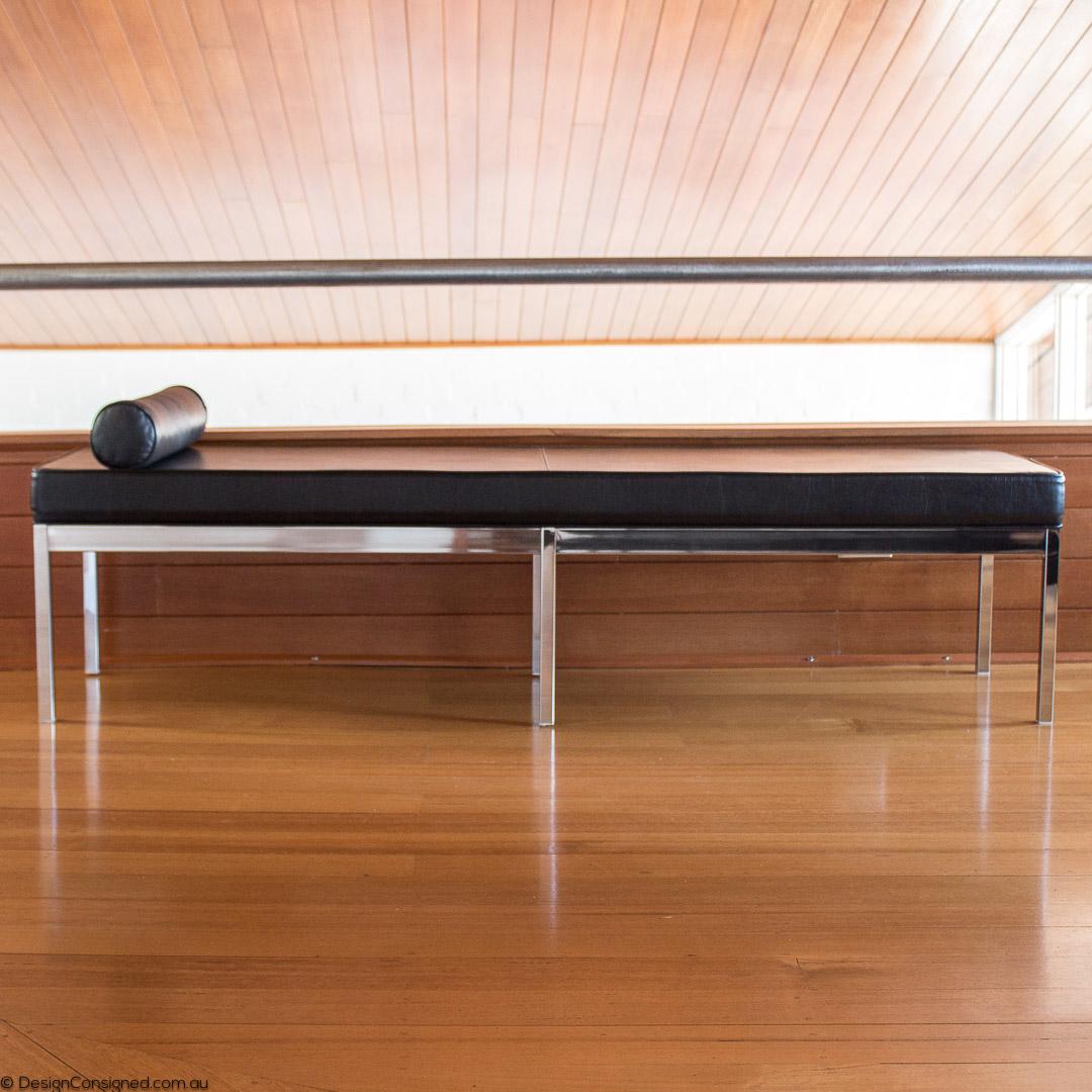 designer bench seat by Luke Furniture