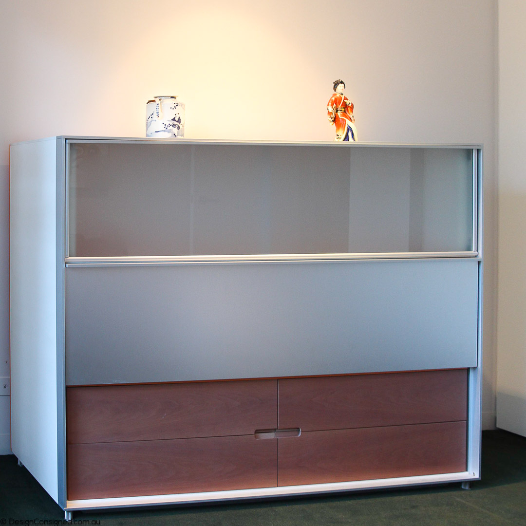 B&BItalia domus shelving cabinet