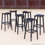 Mattiazzi osso stool by Ronan & Erwan Bouroullec at www.designconsigned.com.au