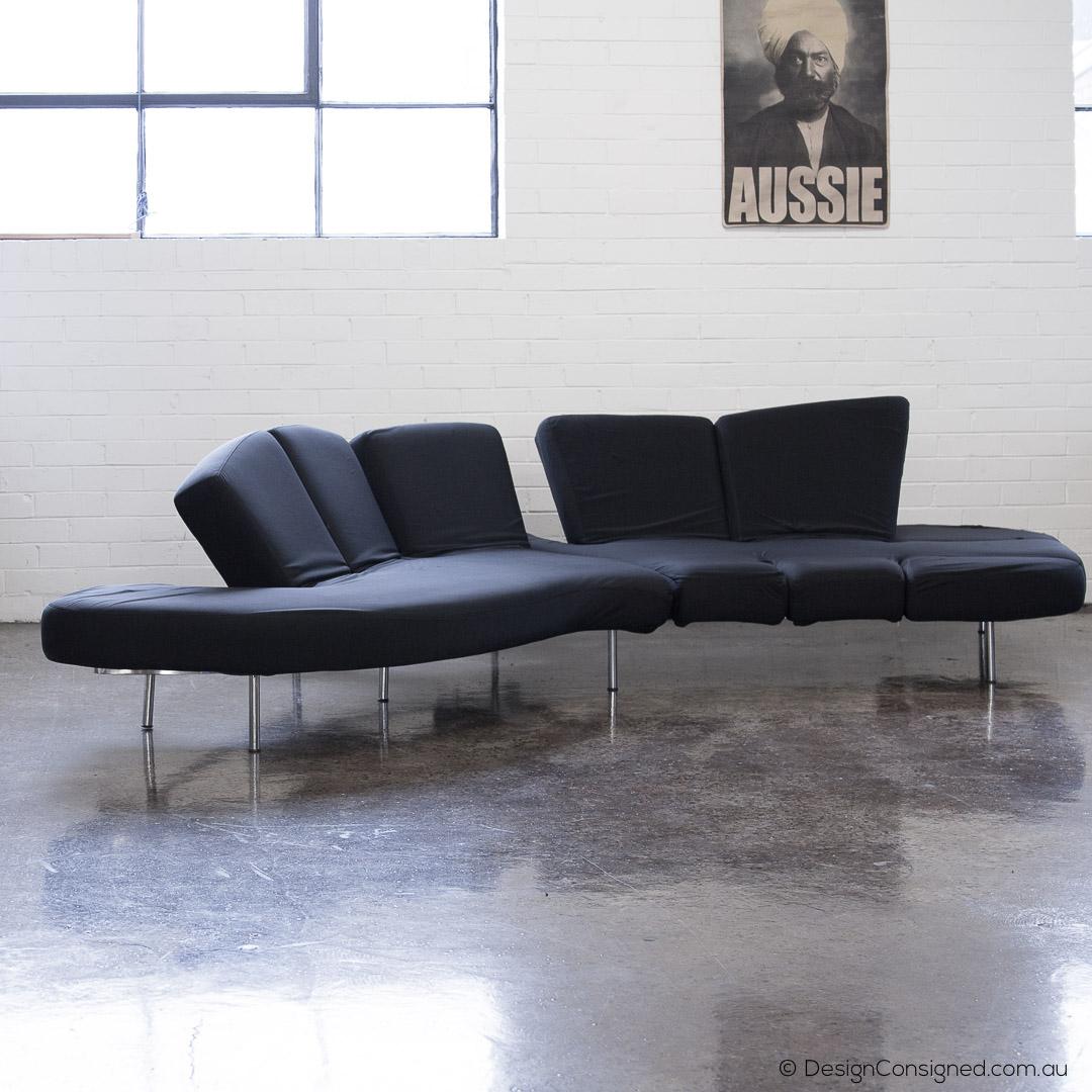 edra flap sofa