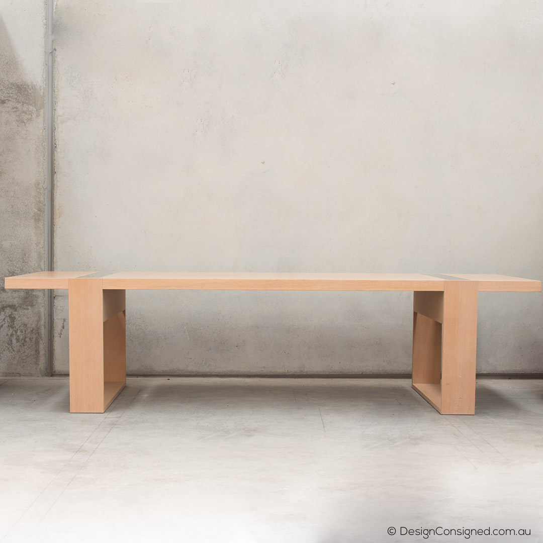 dining table by Patricia Urquiola for BBitalia