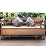 scandinavian countrystyle daybed