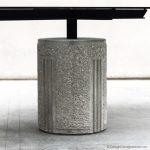 concrete table at www.designconsigned.com.au