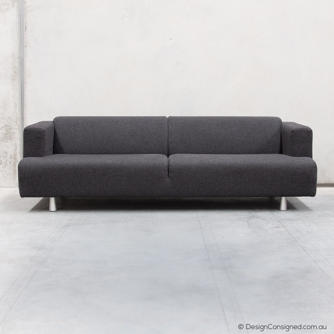 Danish designer sofa by Jorgensen Copenhagen at Design Consigned Australia