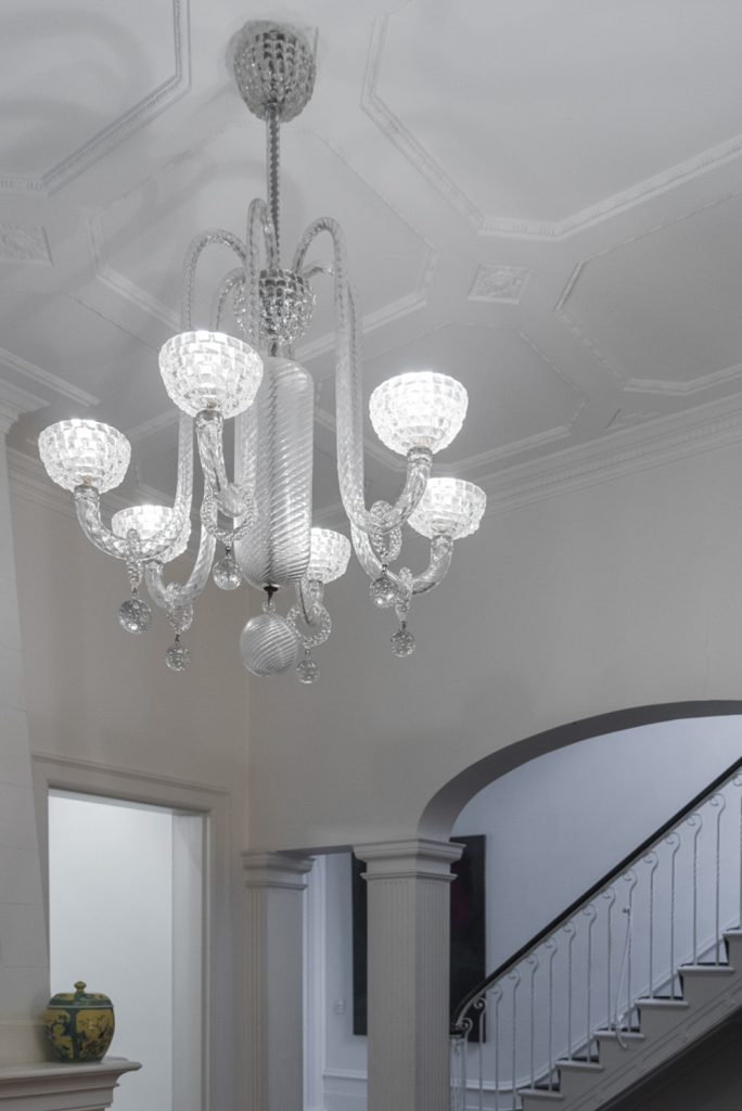 Barovier & Toso chandelier