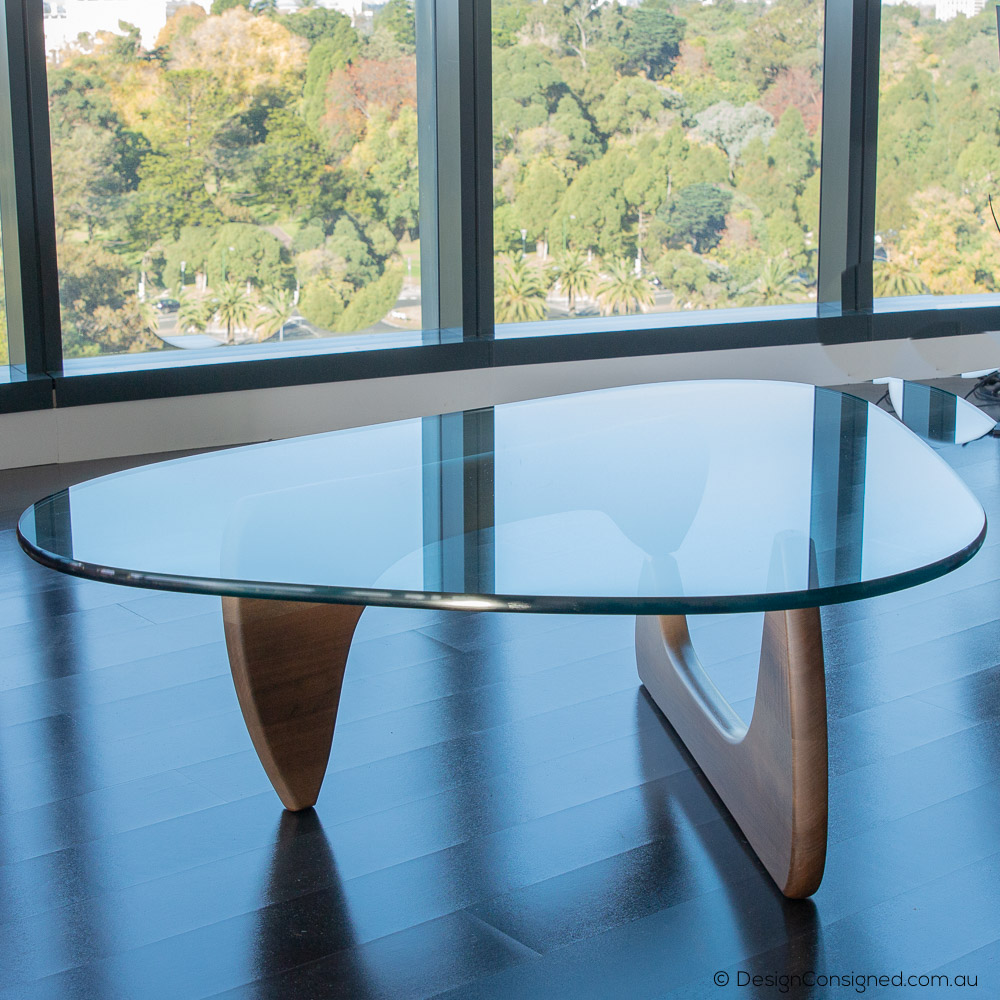 Authentic Noguchi Coffee Table From Vitra Design Consigned