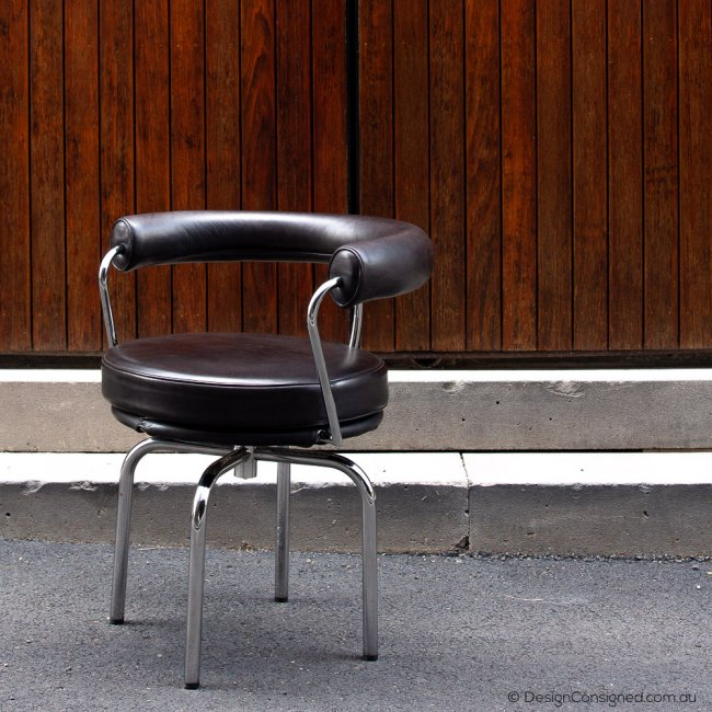 LC7 Le Corbusier chair