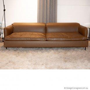 Shanghai tip leather sofa form Moroso
