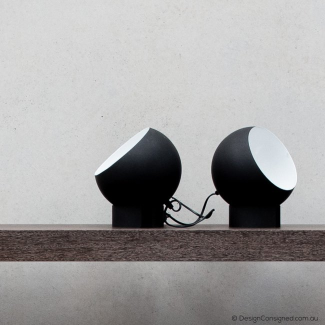sphere lamps by Alain moneys for TossB