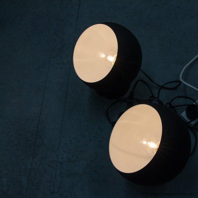 scandinavian lamps by tossB