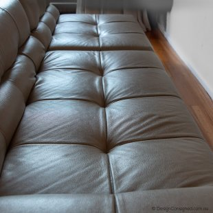 leather tufty time urquiola