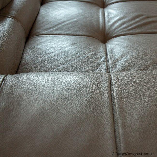 luxury leather sofa