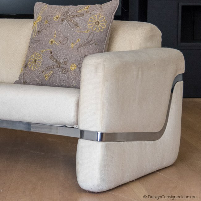 pierre Cardin French sofa
