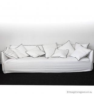 nautical slip cover sofa