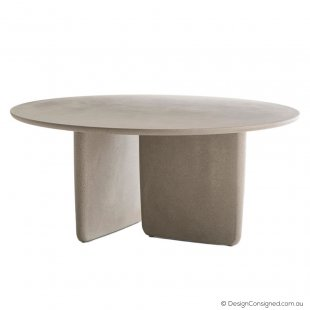 BBItalia Tobi Ishi table by Barber Osgerby