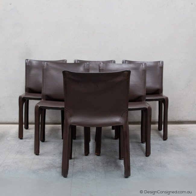 collect 6 cab chairs