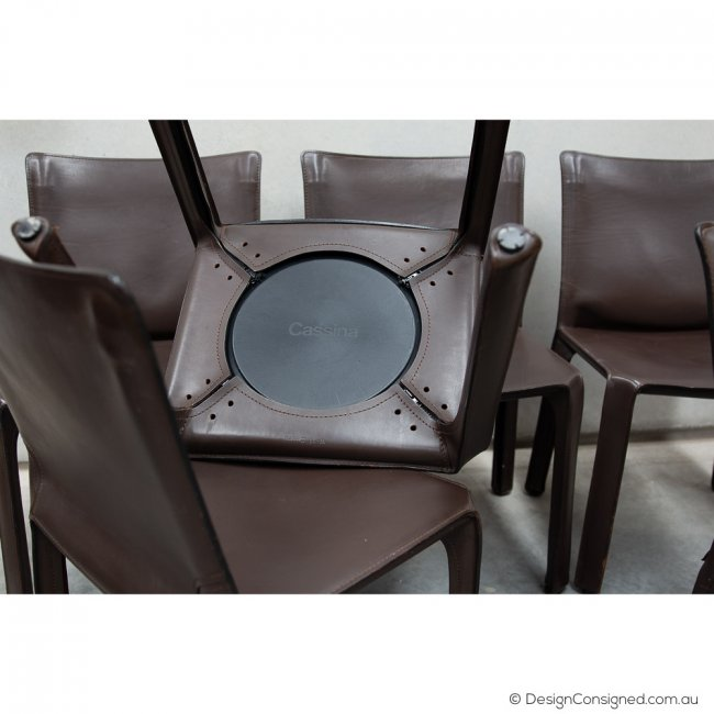 Authentic cab chairs