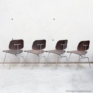 Eames plywood chair from Herman Miller