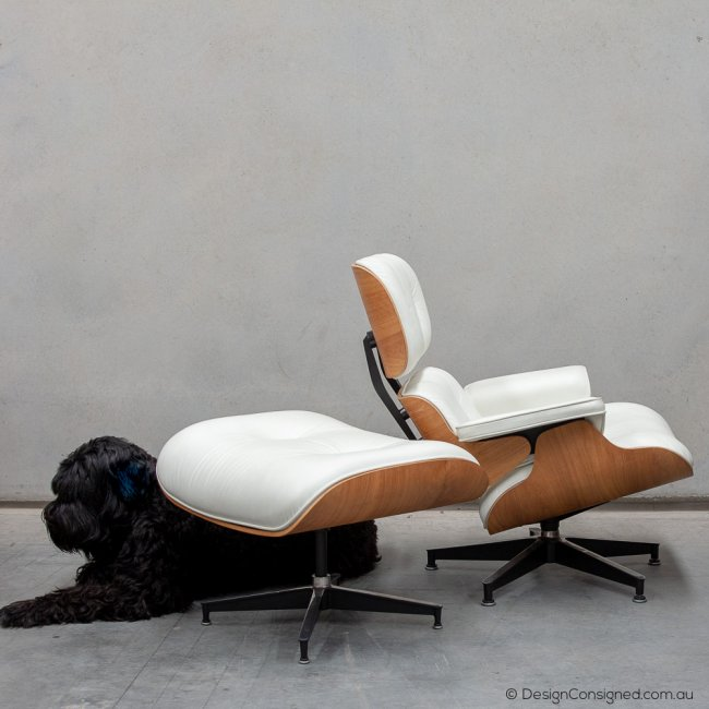 modernist lounge chair