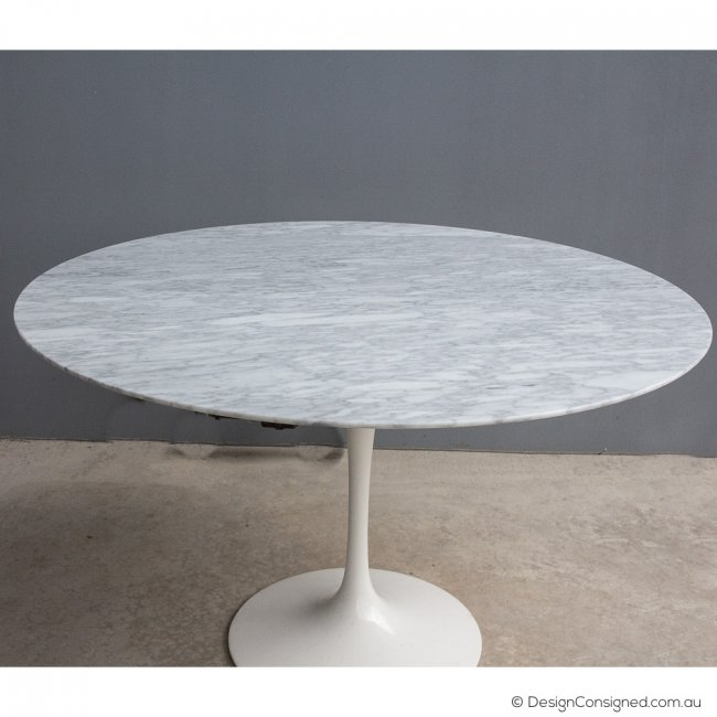 knoll tulip table at Design Consigned