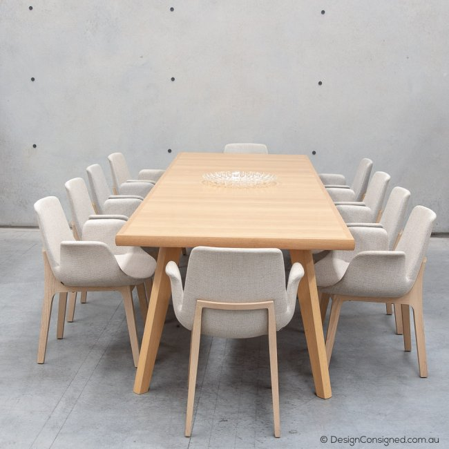 Sterling 10 seat dining setting