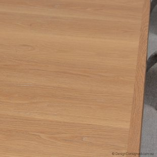 Sterling oak dining table