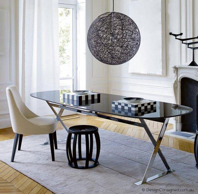 MAXALTO grey floor rug