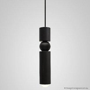 Fulcrum pendant light by Lee Broom