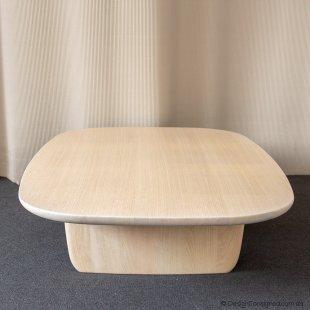tobi ishi oak coffee table