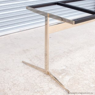 Flexform Fly oval dining table