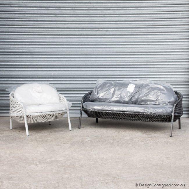 designer outdoor setting