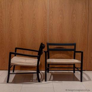 margherita lounge chair by piero lesson for de padova