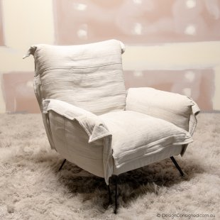 cumulus cloudscape lounge chair by Diesel Living from Moroso