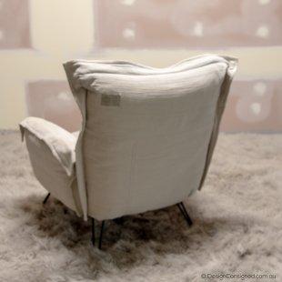 cloudscape designer armchair