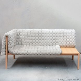 Ligne Roset Ruche sofa by Inga Sempe