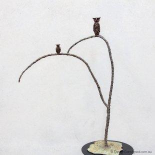 bronze sculpture by Dean Bowen